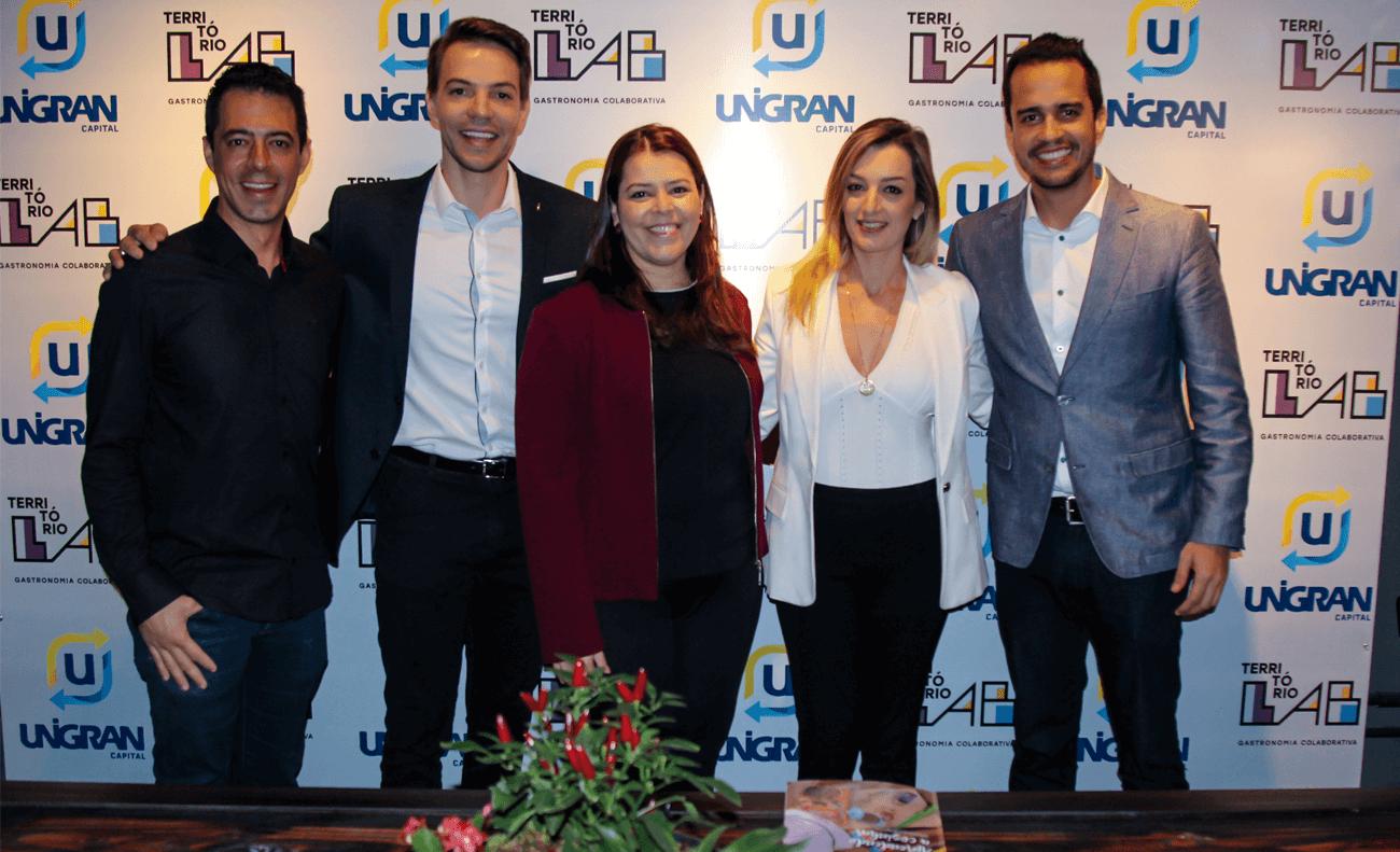 Unigran Capital promove café da manhã funcional e lança pós em Gastronomia